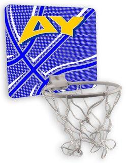 Delta Upsilon Mini Basketball Hoop