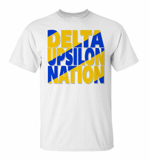 Delta Upsilon Nation T-Shirt