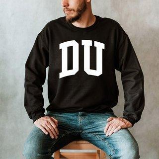 Delta Upsilon Nickname Crewneck Sweatshirt
