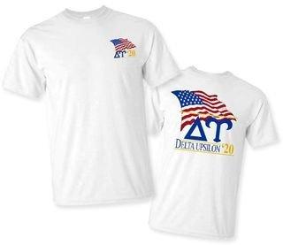 Delta Upsilon Patriot Limited Edition Tee