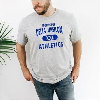 Delta Upsilon Property Of Athletics