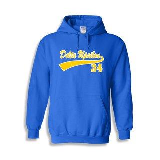 Delta Upsilon tail Hoodie