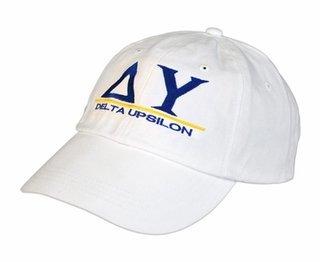 Delta Upsilon World Famous Line Hat - MADE FAST!