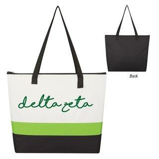 Delta Zeta Affinity Tote Bag