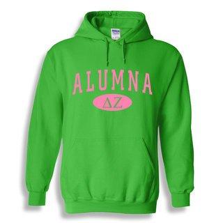 Delta Zeta Alumna Sweatshirt Hoodie