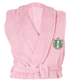 DISCOUNT-Delta Zeta Bathrobe