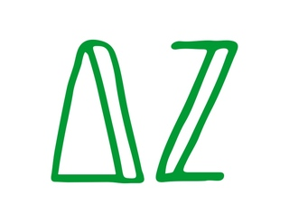 Delta Zeta Carson Greek Sticker