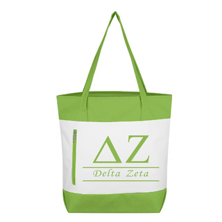 Delta Zeta New Game Day Tote