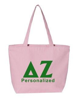 Delta Zeta Design Your Own Tote Bag