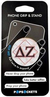 Delta Zeta Diamond Pop Socket