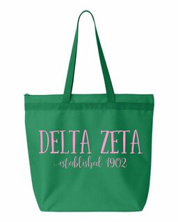 Delta Zeta Established Tote bag