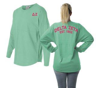 Delta Zeta Game Day Billboard Jersey