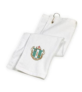 DISCOUNT-Delta Zeta Golf Towel