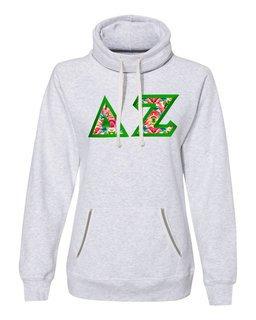 Delta Zeta J. America Relay Cowlneck Sweatshirt