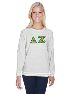 Delta Zeta J. America Relay Crewneck Sweatshirt