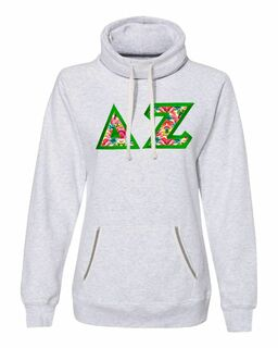 Delta Zeta J. America Relay Hooded Sweatshirt