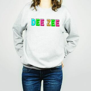 Delta Zeta Leah Crew Sweatshirt