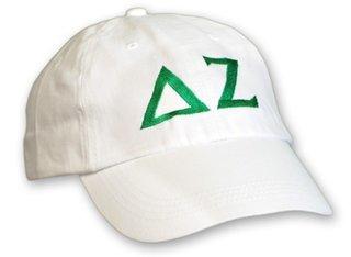 Delta Zeta Letter Hat