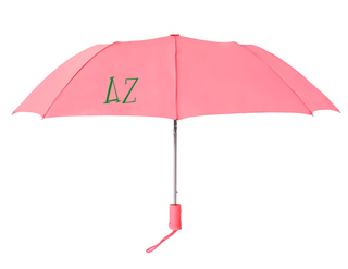 Delta Zeta Lettered Umbrella