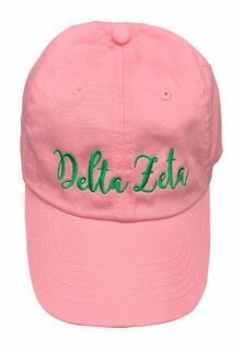 Delta Zeta Magnolia Skies Ball Cap