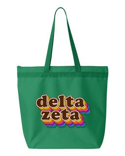 Delta Zeta Maya Tote Bag