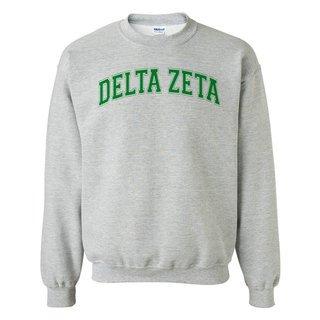 Delta Zeta Nickname College Crew