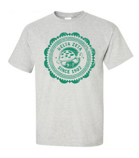 Delta Zeta Old Style Classic T-Shirt