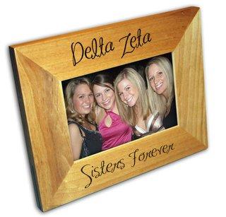 Delta Zeta Picture Frames