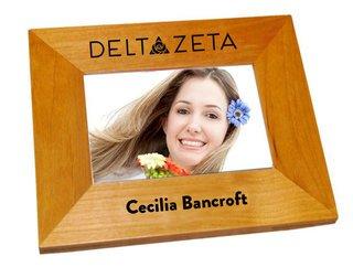 Delta Zeta Mascot Picture Frames