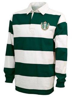 Delta Zeta Rugby Shirt