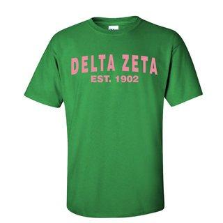 Delta Zeta Since Shirt