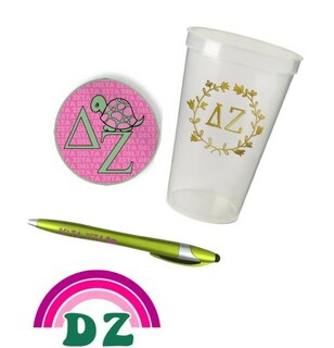 Delta Zeta Sorority For Starters Collection $9.99