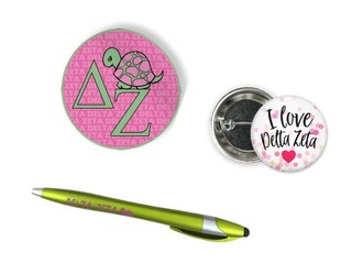 Delta Zeta Sorority Pack $5.99