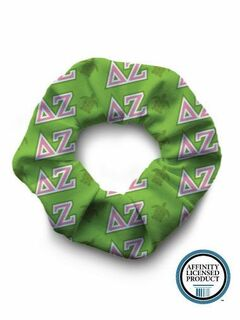 Delta Zeta Sorority Scrunchies