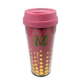 Delta Zeta Sparkle Coffee Tumblers