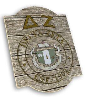 Delta Zeta Traditional Sign