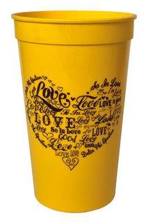 Detla Phi Epsilon Giant Plastic Cup