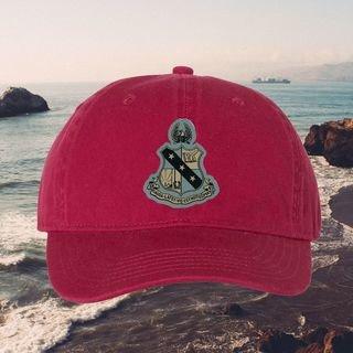 DISCOUNT-Alpha Sigma Phi Comfort Colors Cap - SUPER SALE