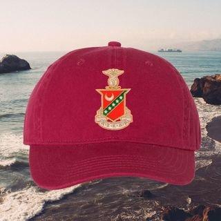 DISCOUNT-Kappa Sigma Comfort Colors Cap - SUPER SALE