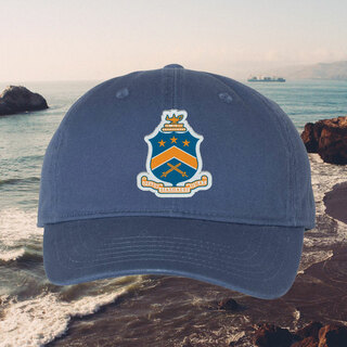 DISCOUNT-Pi Kappa Phi Comfort Colors Cap - SUPER SALE