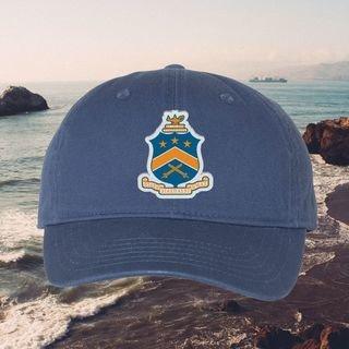DISCOUNT-Pi Kappa Phi Comfort Colors Cap - SUPER SALE