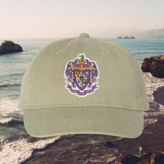 DISCOUNT-Sigma Alpha Epsilon Comfort Colors Cap - SUPER SALE