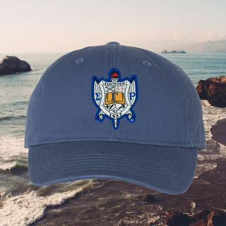 DISCOUNT-Sigma Gamma Rho Comfort Colors Cap - SUPER SALE