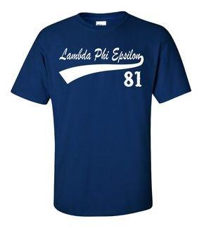 DYO Lambda Phi Epsilon Tail Shirt