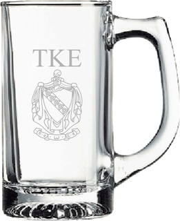 Engraved Fraternity & Sorority 13 oz. Mugs