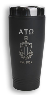 Engraved Fraternity & Sorority Travel Mug