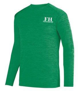 FarmHouse Fraternity- $20 World Famous Dry Fit Tonal Long Sleeve Tee