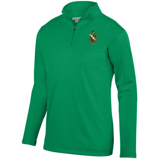 DISCOUNT-FarmHouse Fraternity-  World famous-Crest - Shield Wicking Fleece Pullover