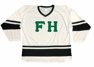 FarmHouse Fraternity Breakaway Lettered Hockey Jersey