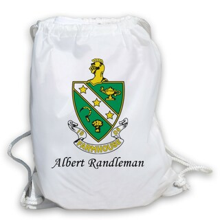 FarmHouse Fraternity Cinch Sack